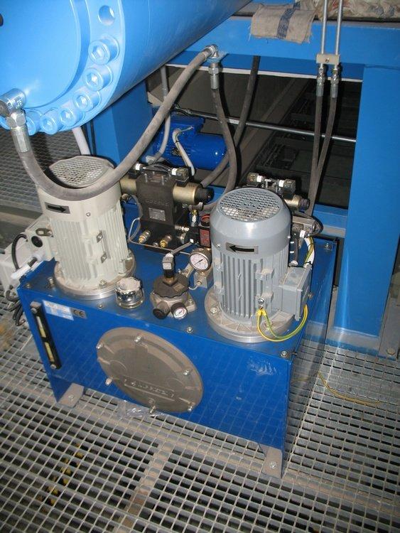 Гидравлическая станция фильтр-пресса<br />