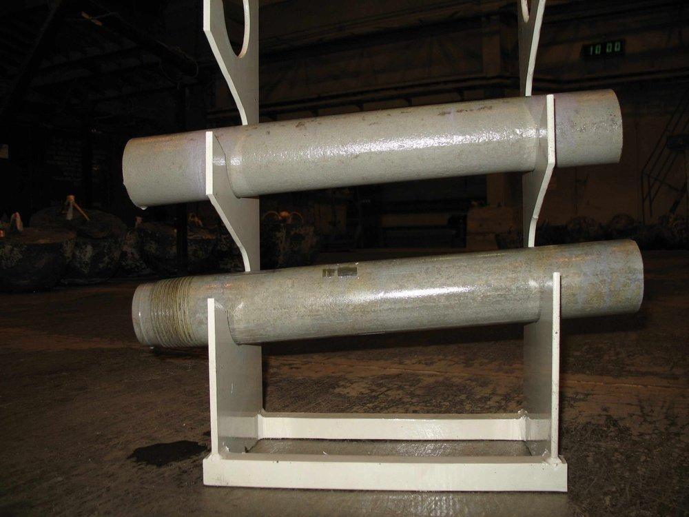 Трубы, очищенные от радиации<br />